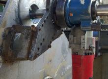 frezowanie maszynami przenośnymi